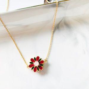 🍀🍀Kate Spade Flower Pendant Necklace